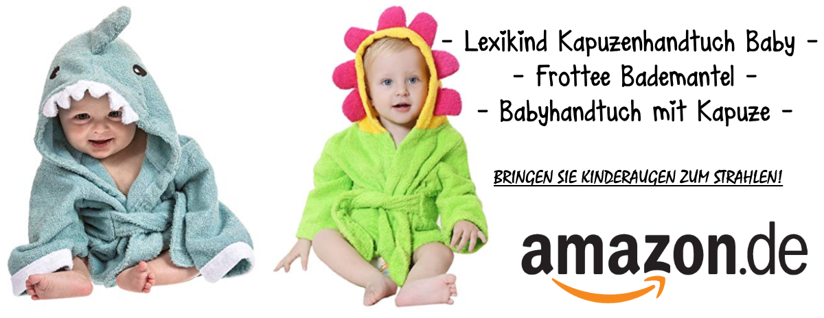 amazon lexikind kapuzenhantuch